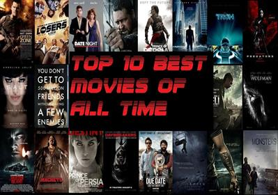 Top 10 Best Movies of All Time